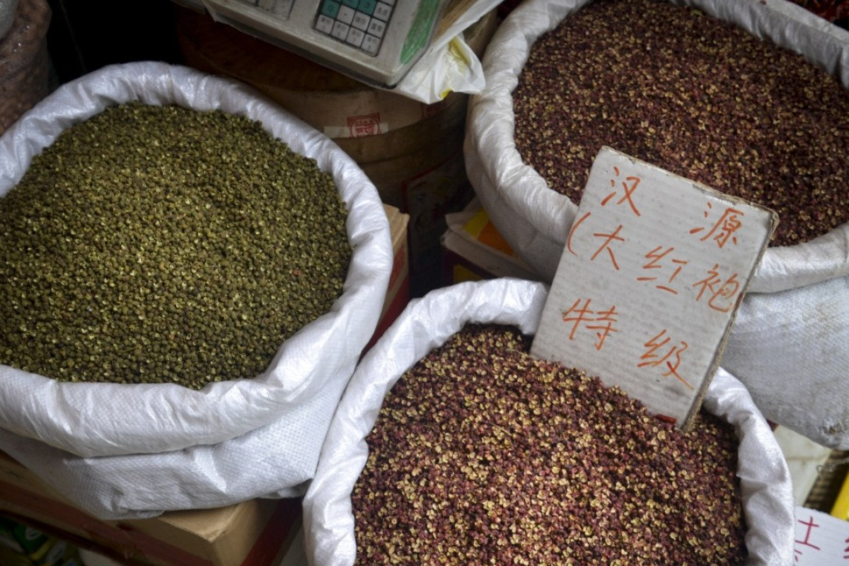 Sichuan peppercorns revealed: why they are numbing and the