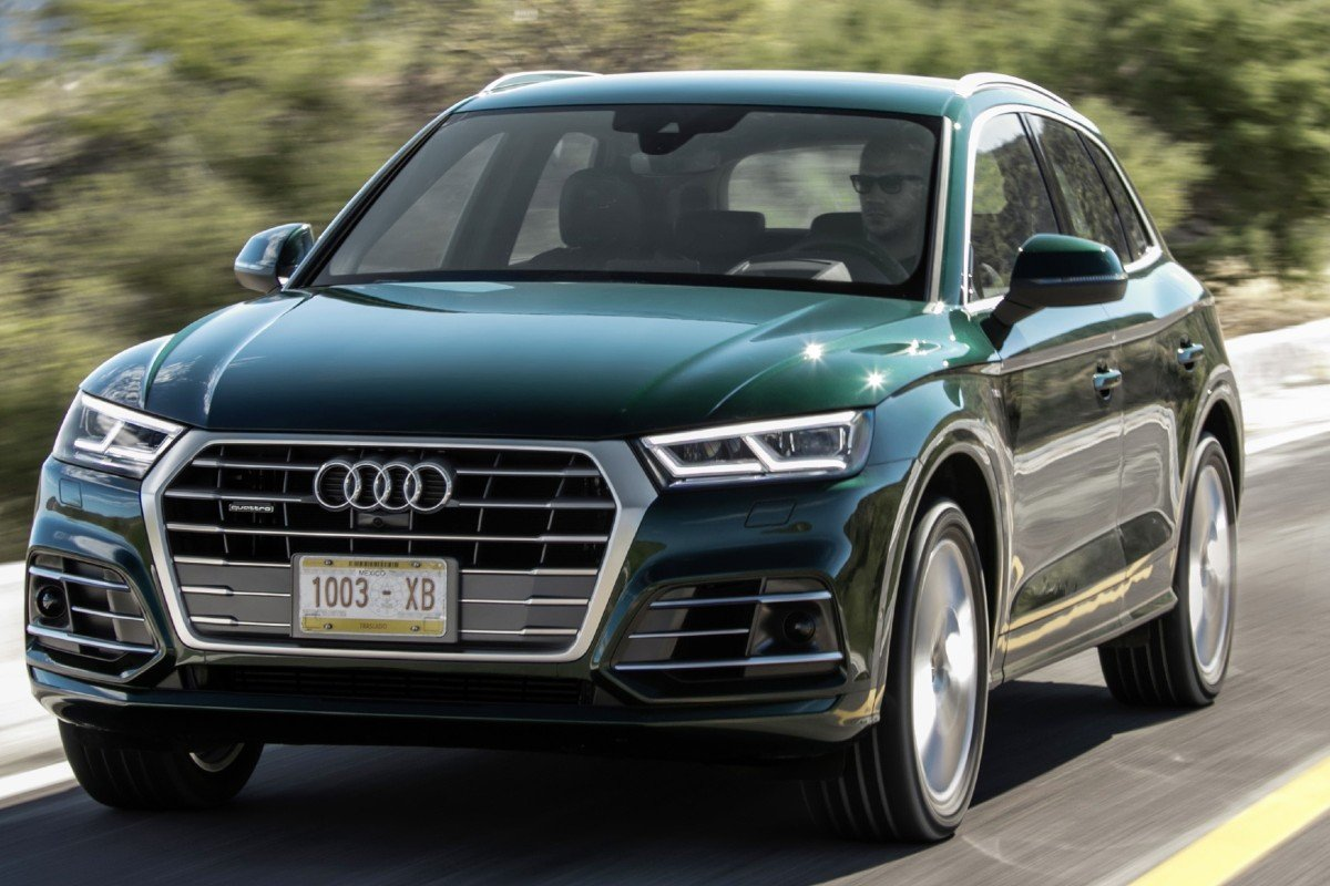 Audi Q5 blends quiet SUV luxury with the precision and delicate
