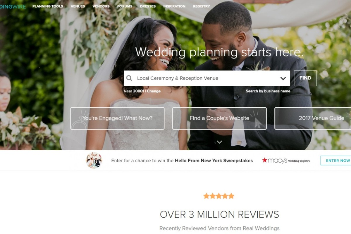 48e555bd7f02d Five wedding apps and sites to help you hack your big day | South ...