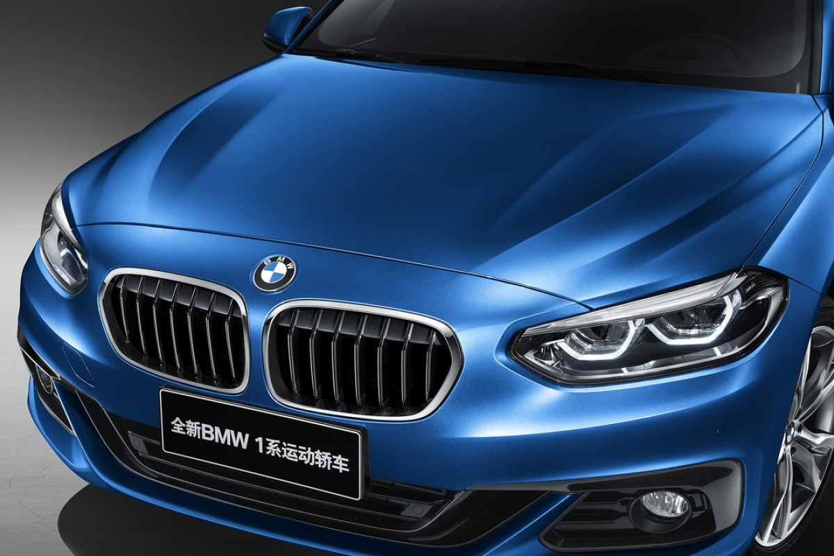 Bmws 1 Series Saloon Thrives In Shanghai Exclusively For Fresh