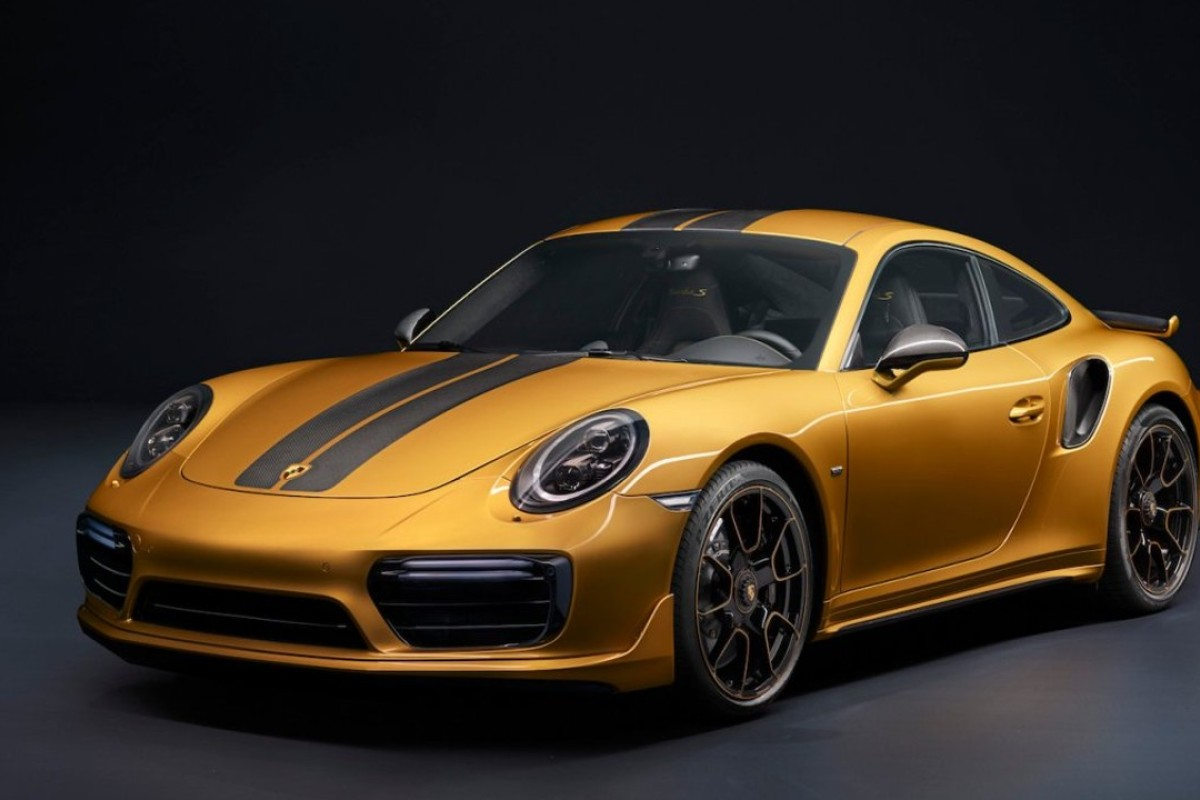 The Porsche 911 models never looked so good \u2013 all 22 of them