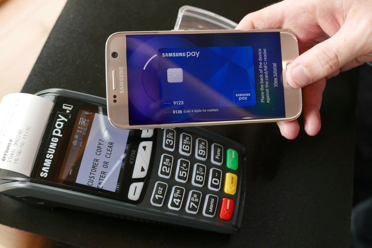 Samsung, PayPal form strategic partnership | South China