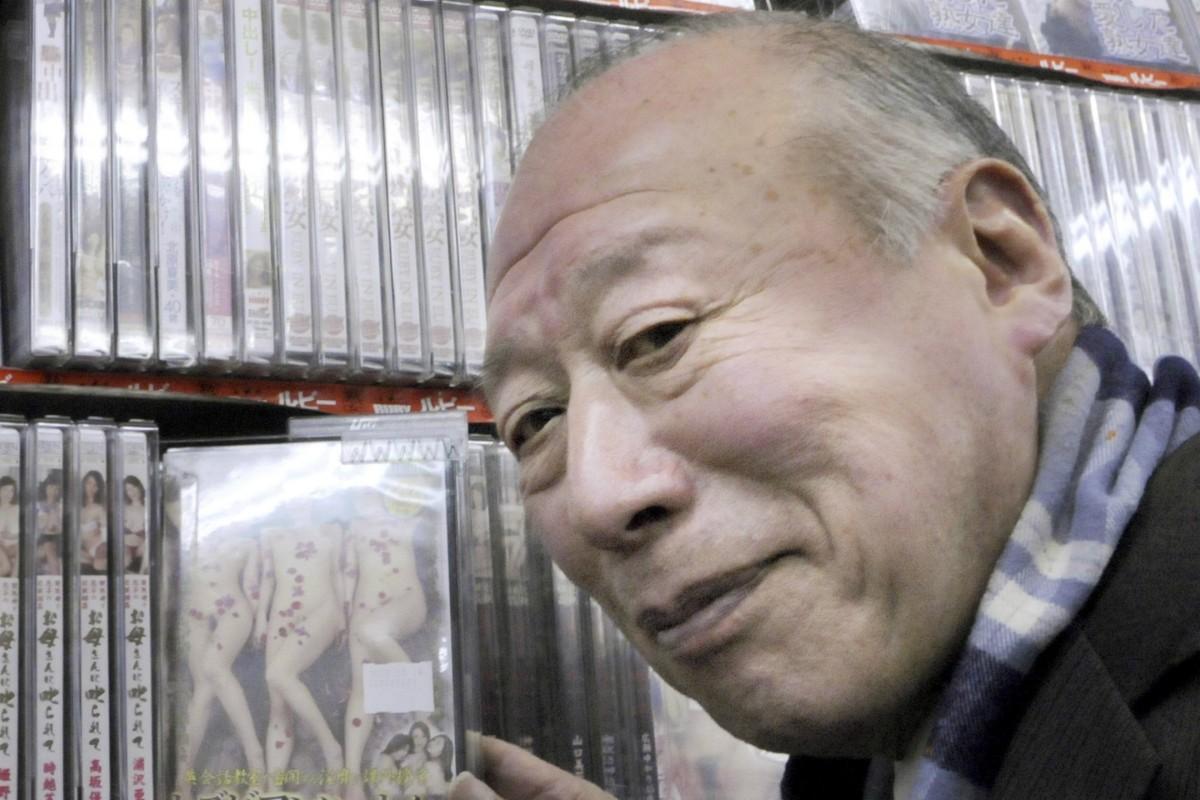Meet Japan's 82-year-old porn star   South China Morning Post