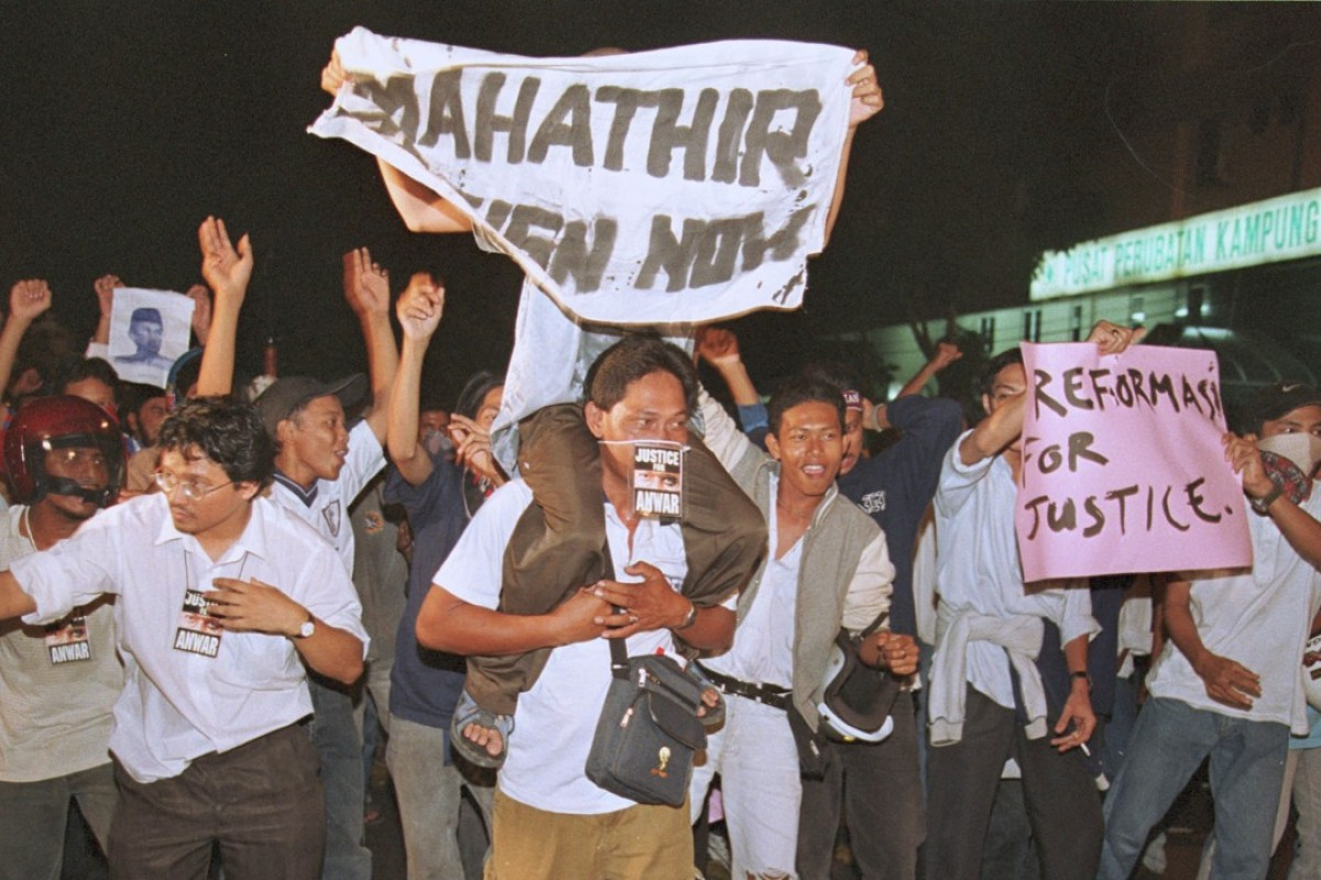 Bernice Chauly's Once We Were There is set in Malaysia during the turbulent 1990s. Photo: AP