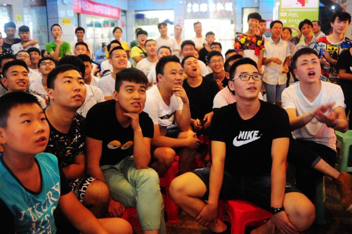 The phenomenal rise of e-sports in China where gamers outnumber the