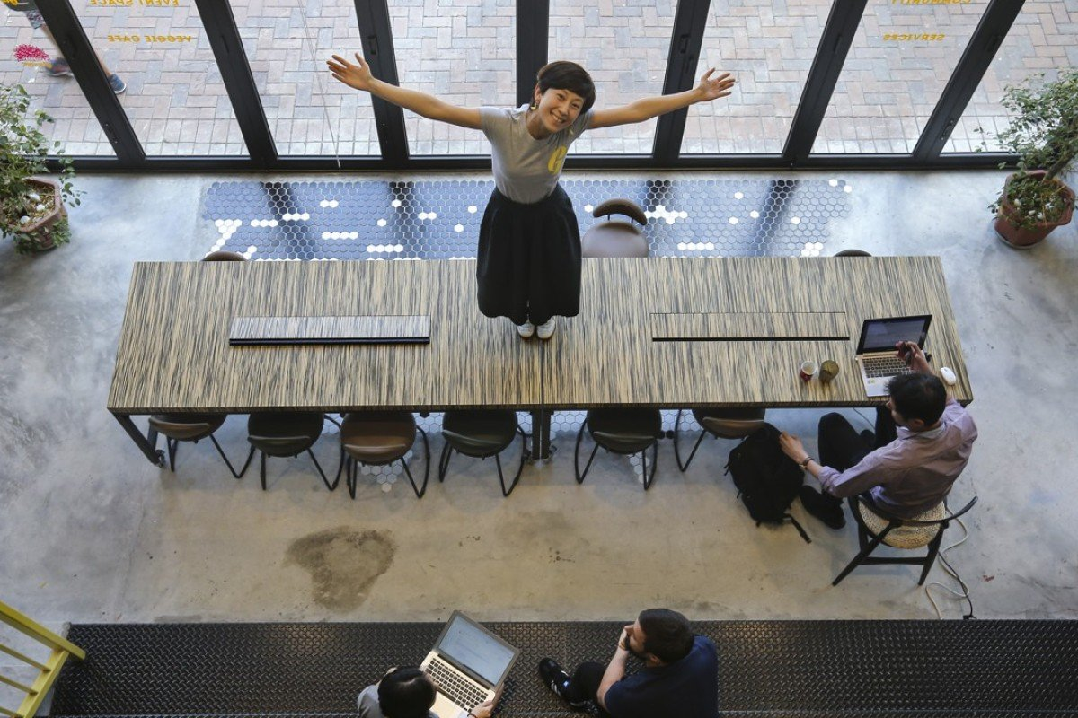 Hong Kong's shared office spaces are getting more innovative | South