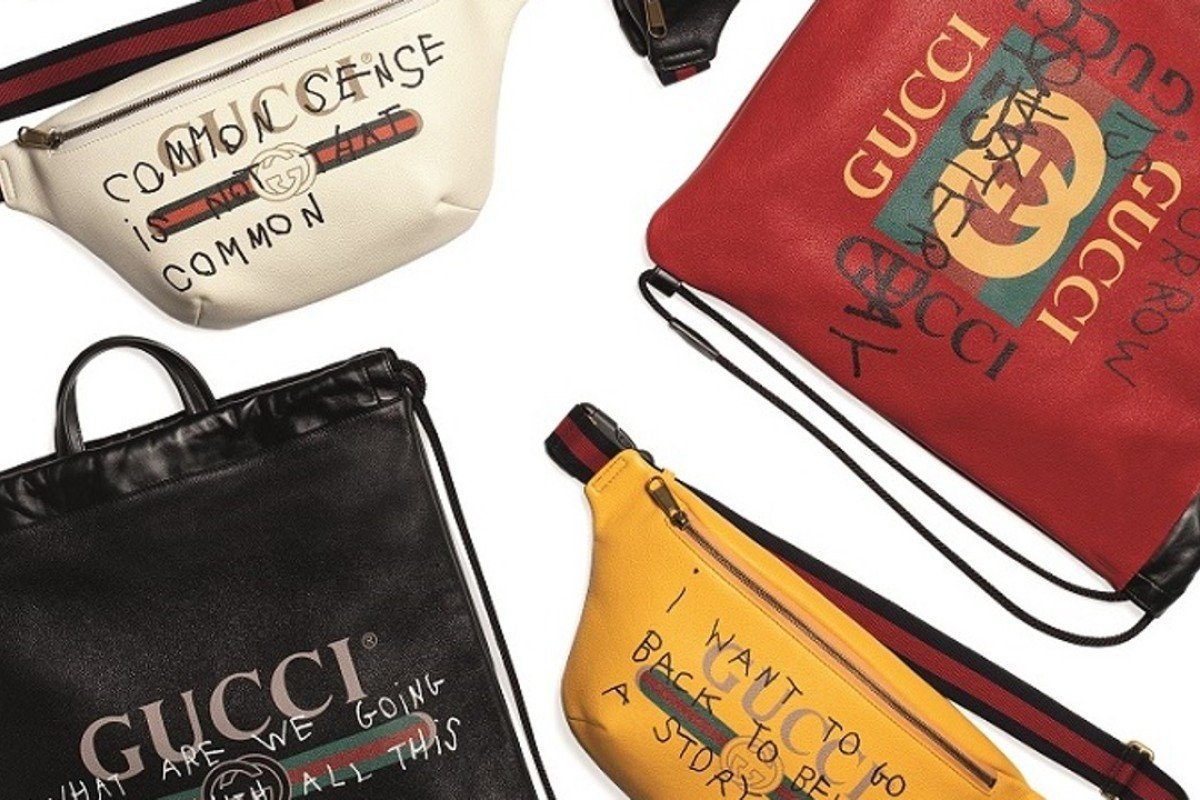 757cca6fc4aa Gucci is collaborating with the Spanish artist Coco Capitán.
