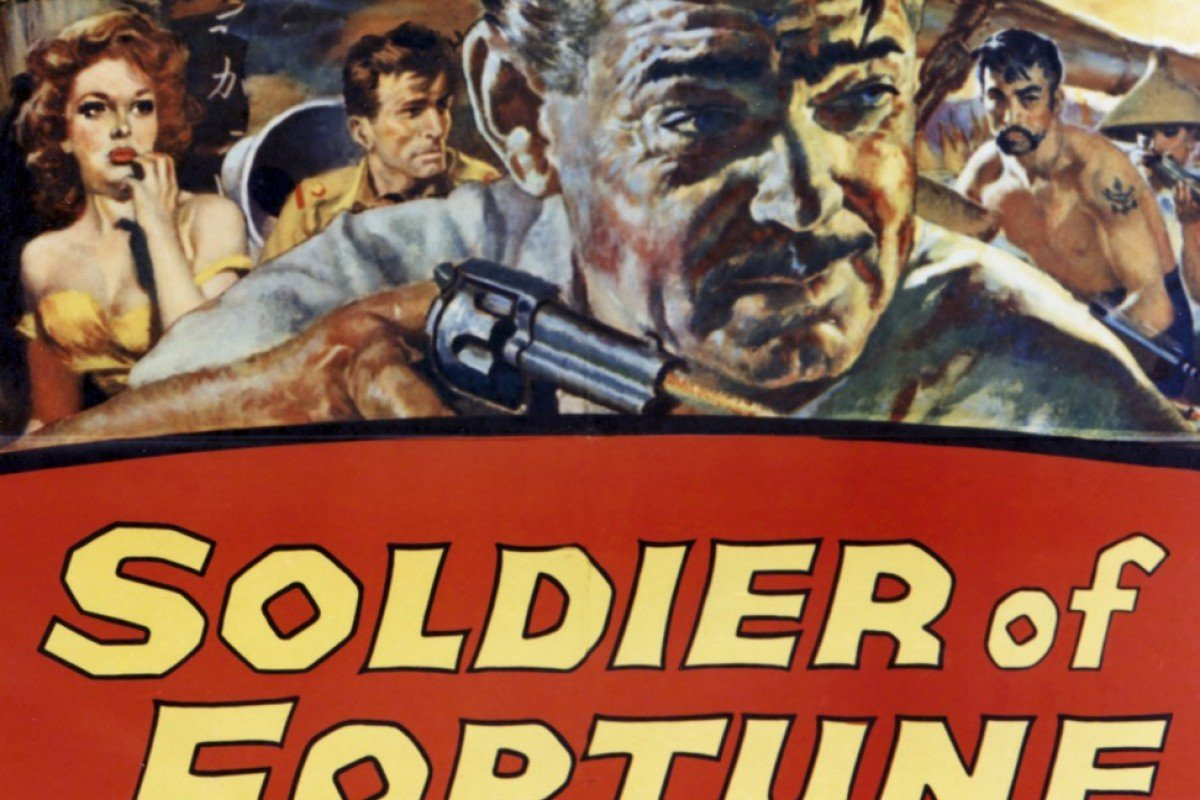 War Movie : Soldier Of Fortune (1955)