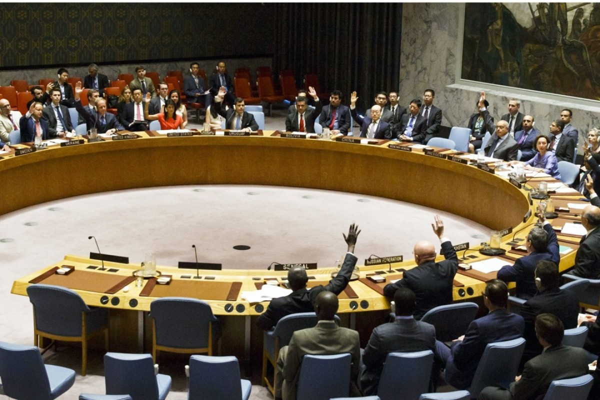 UN Security Council votes unanimously to impose new