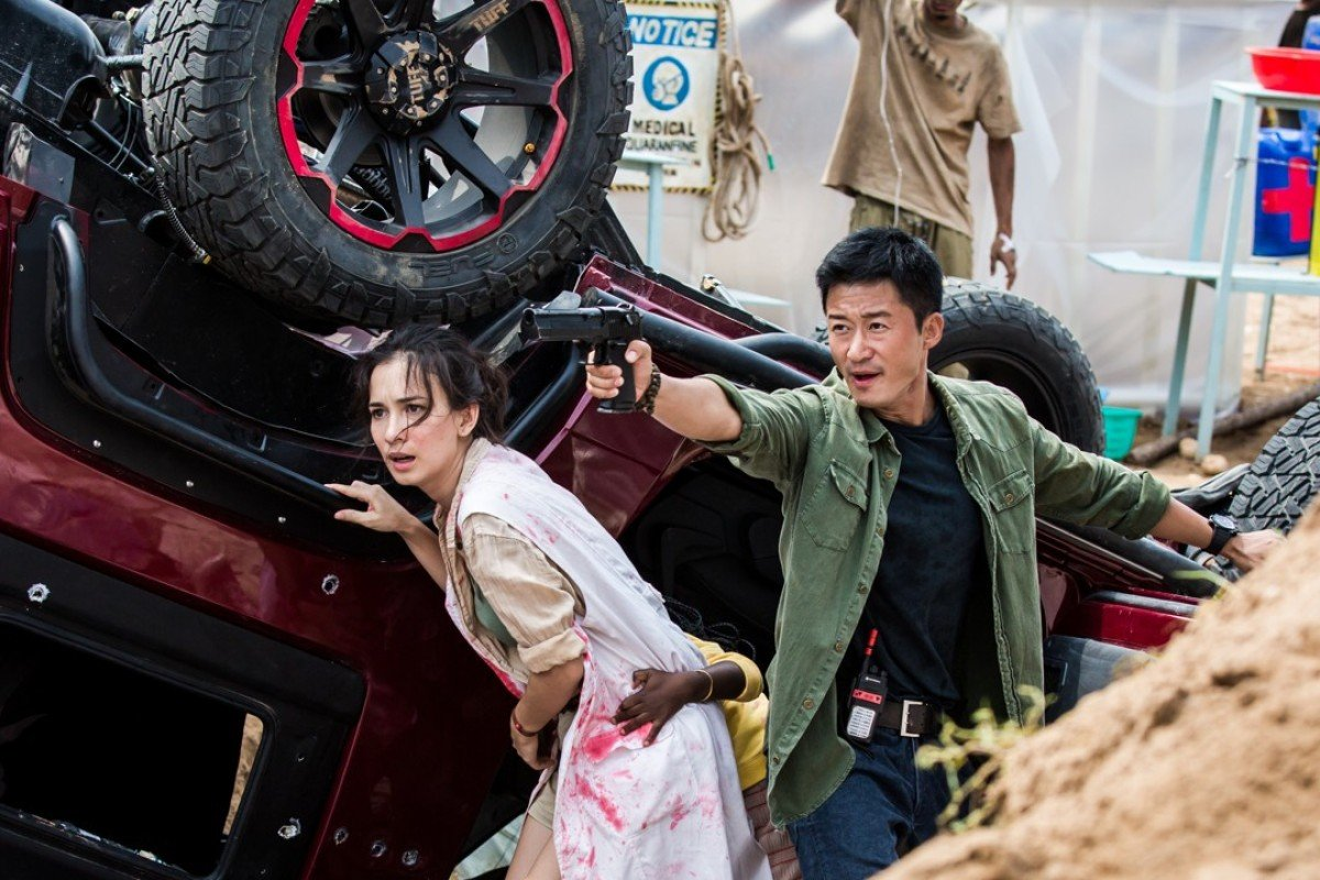 The Reason For Wolf Warrior 2s Runaway Success In China Is