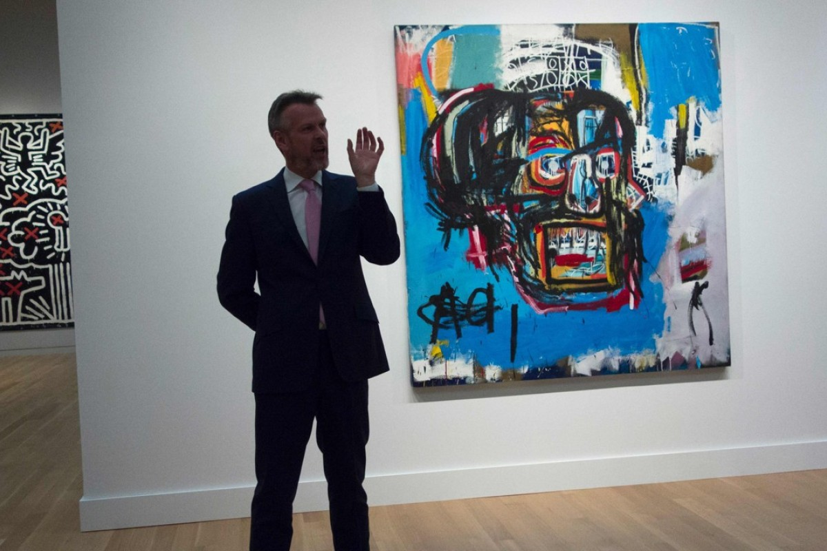 US art market overtakes China's as contemporary art boom signals a 'historic development in art history'