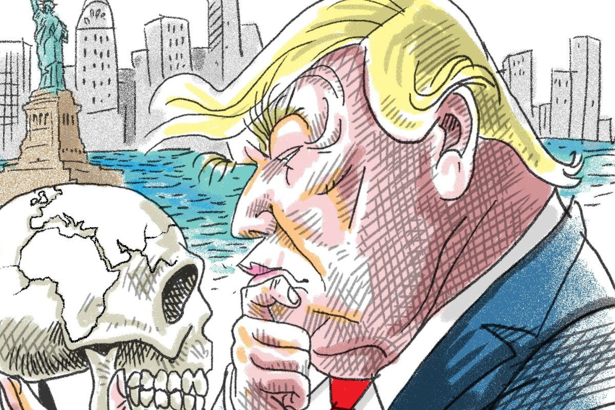 Trump's world view ensures America will never be 'first