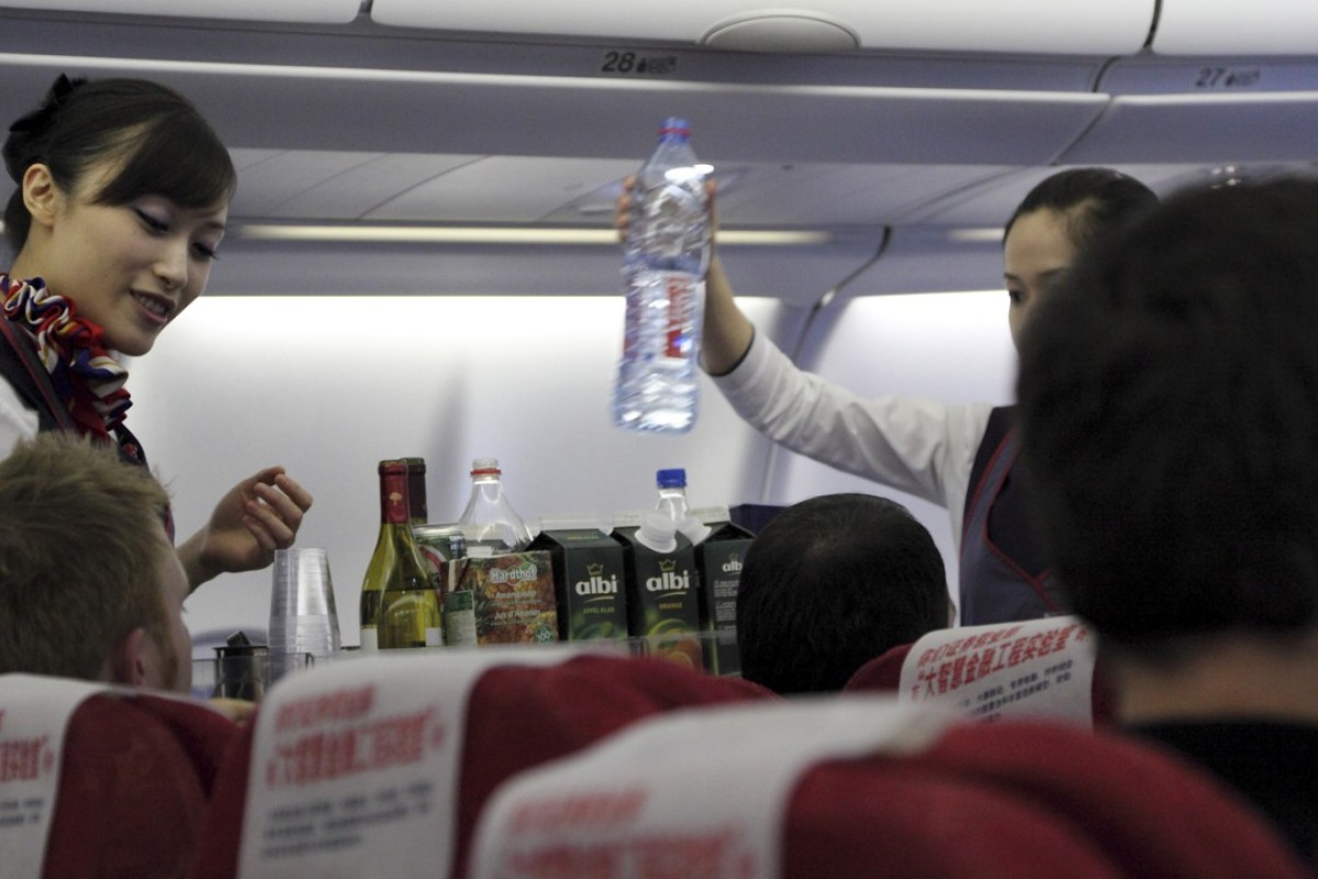 Why Hong Kong passengers are a flight attendant's nightmare