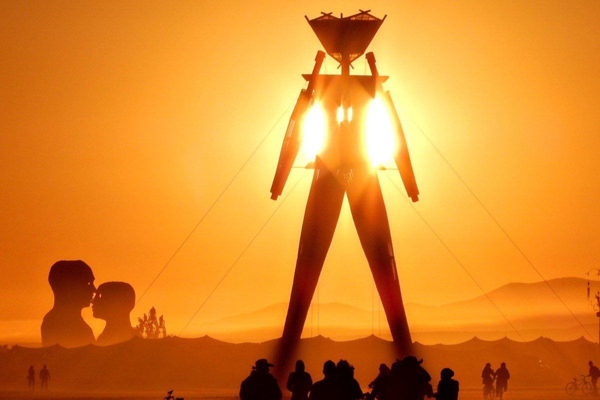 The Good Bad And Ugly Sides To Burning Man Gathering