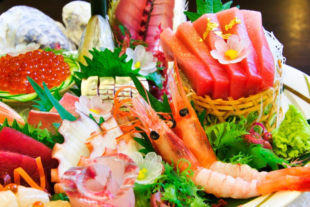 Japanese seafood and Wagyu beef the most sought after delicacies at