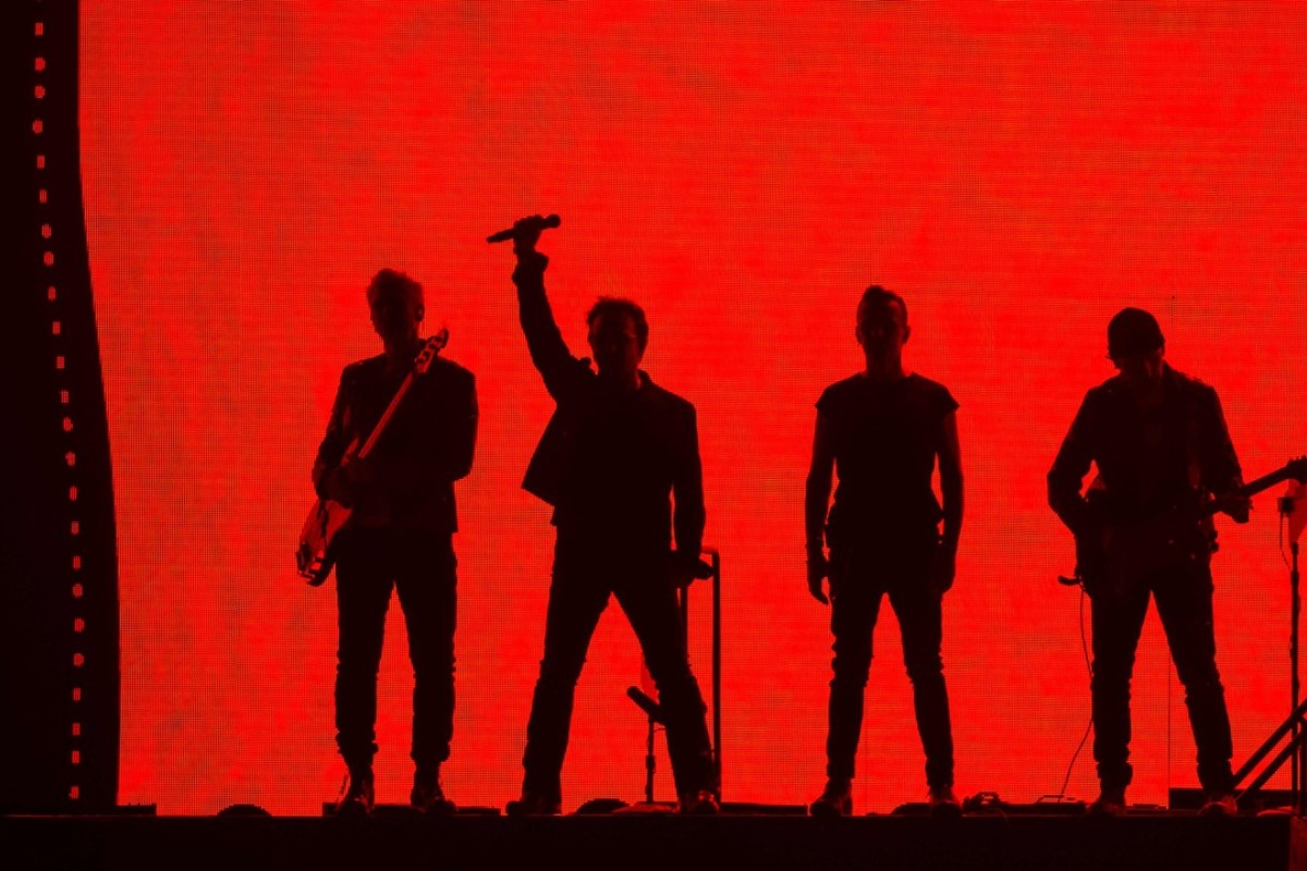 The Blackout: U2 premiere first track from next album 'Songs