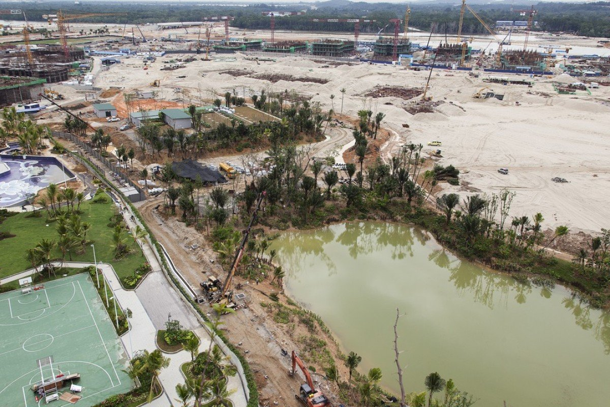 Chinese flood Johor in Malaysia to invest in US$100b 'eco