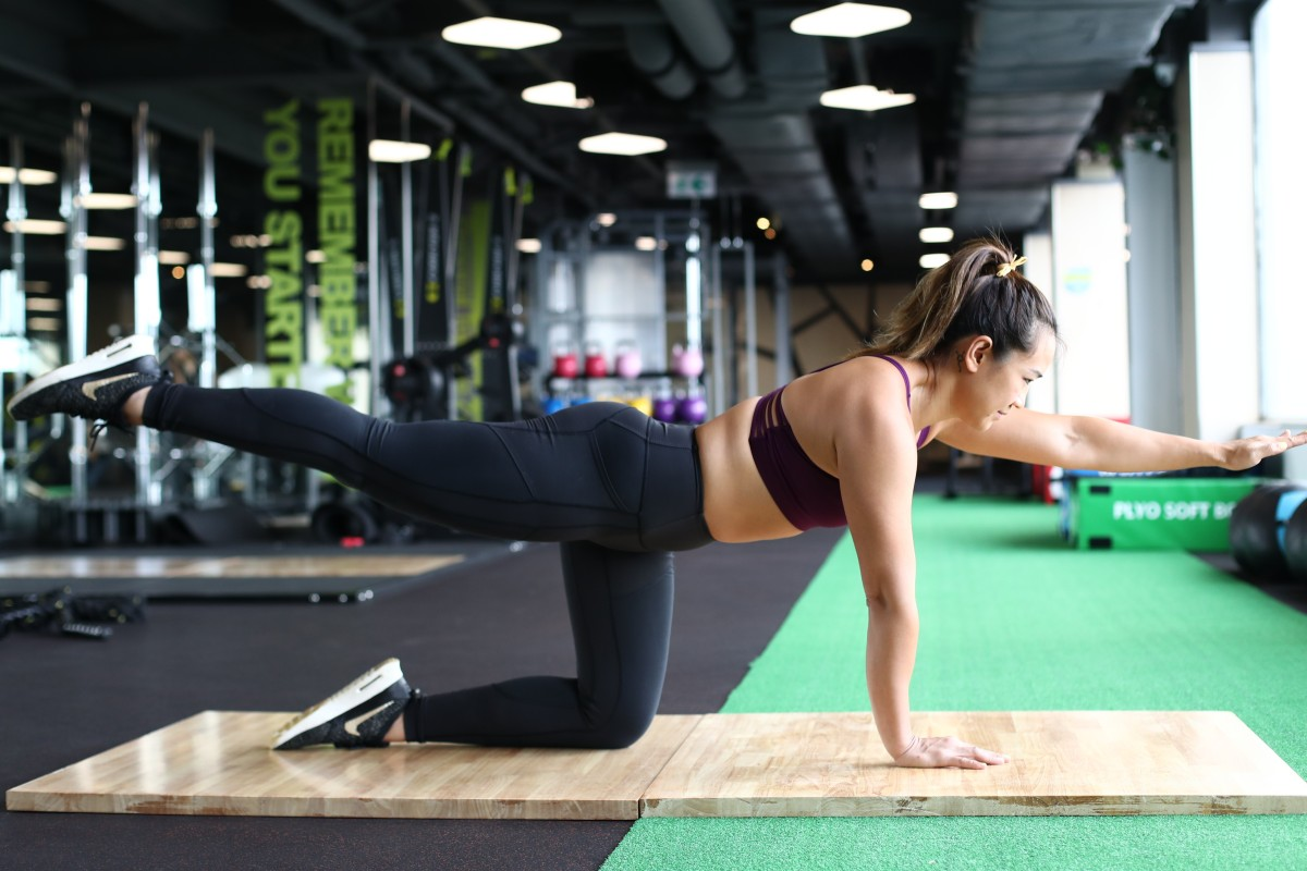 Five exercises to give you six-pack abs in 30 days – forget