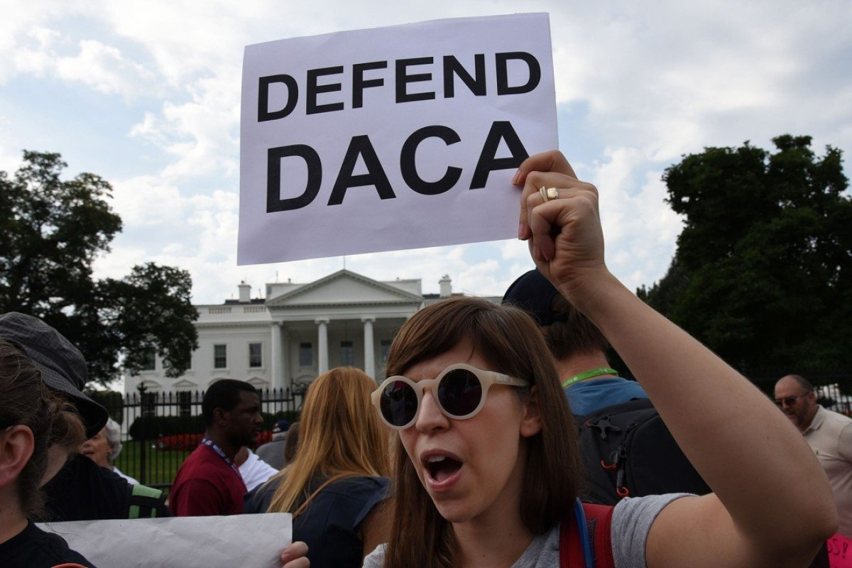 Trump Administration Rescinds Special >> Donald Trump S Administration Rescinds Daca Exposing Young