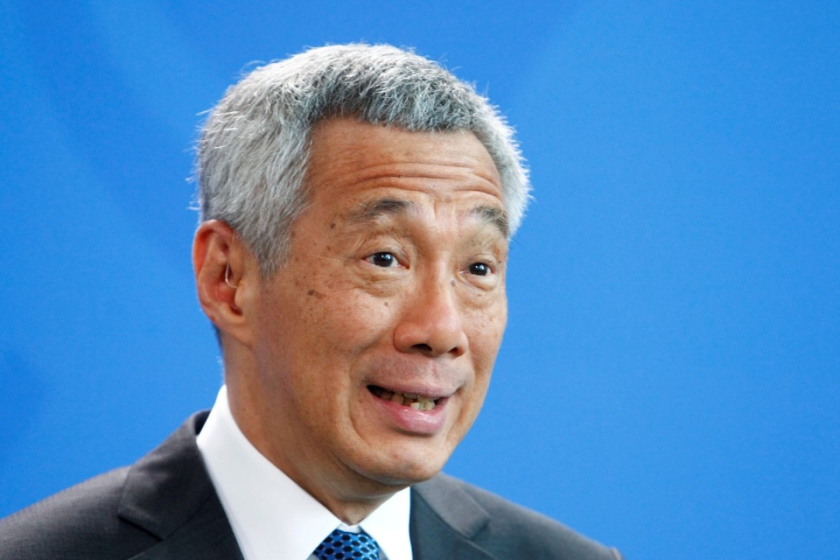 Why is Singapore PM Lee Hsien Loong moving young gun