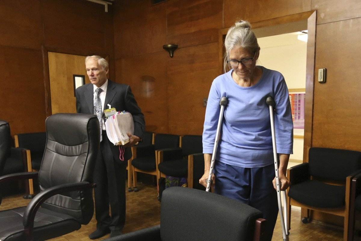 Former Manson disciple Van Houten granted parole, but