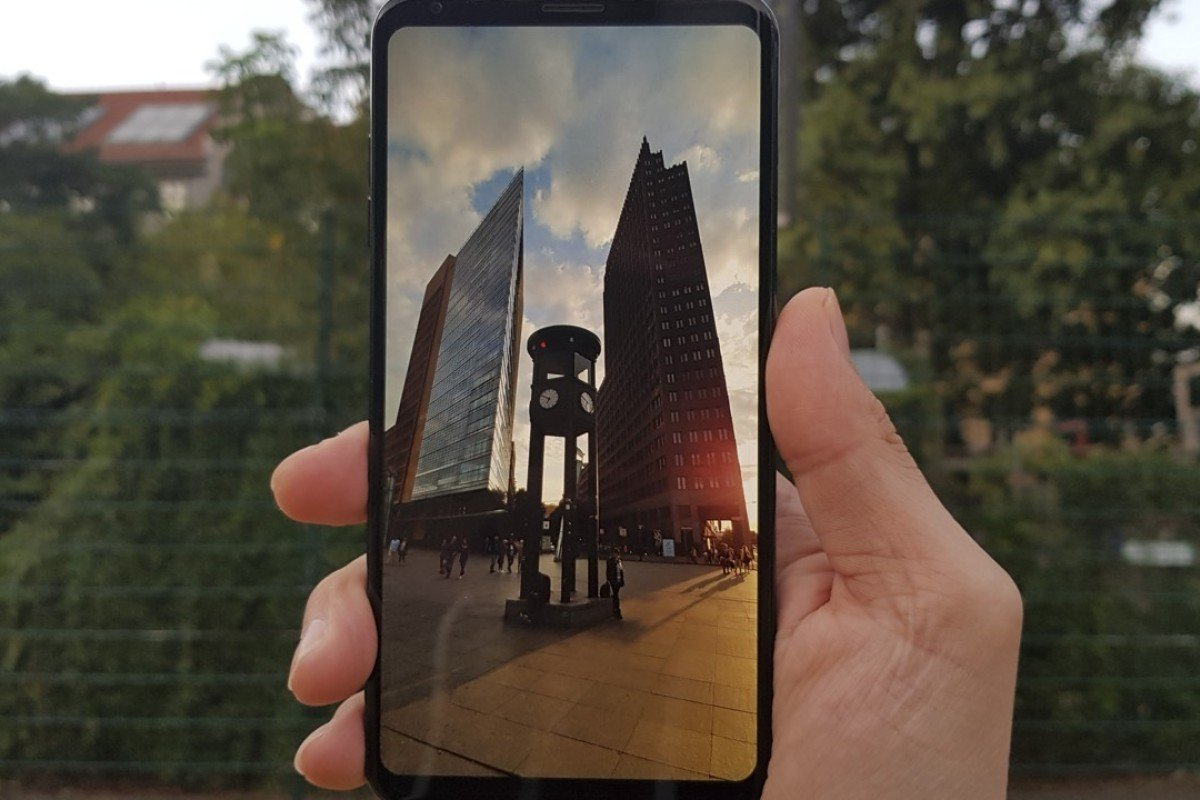 Review: LG V30 smartphone – superb photos and gorgeous display top