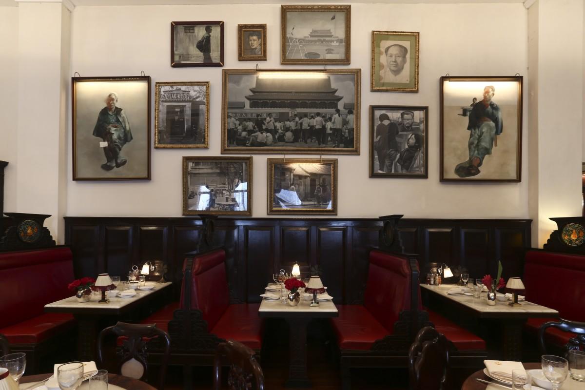 Inside David Tang's exclusive China Club in Hong Kong with