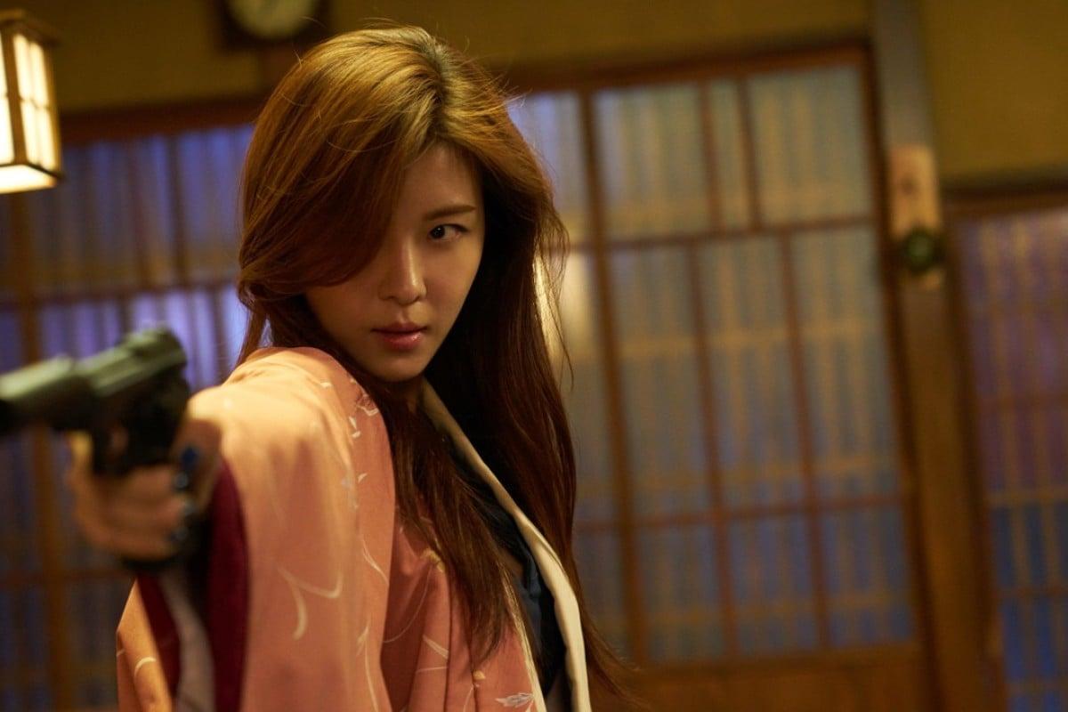 Manhunt Star Ha Ji-Won First To Play A Female Killer In A -4110