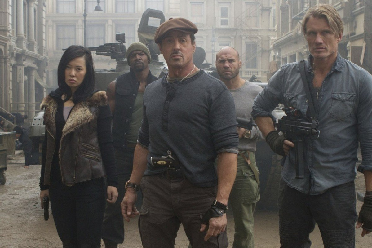 How a Sylvester Stallone film unlocked door to China market