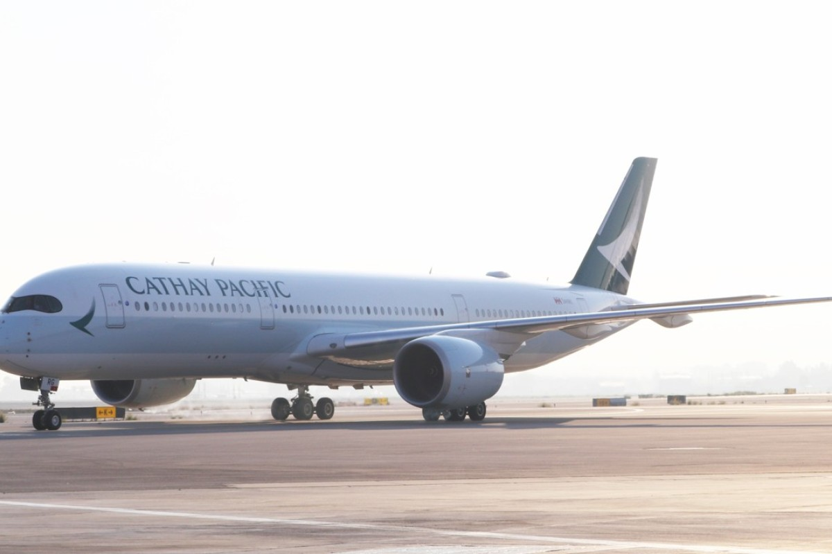 Cathay Pacific casts eye on A350's slimmer sibling, trips up