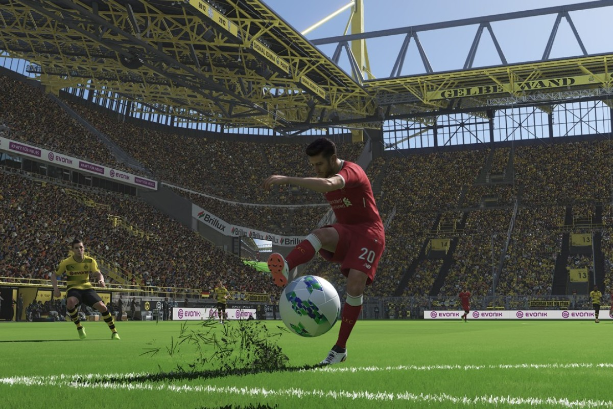 Game review: Pro Evolution Soccer 2018 – Fifa rival is more
