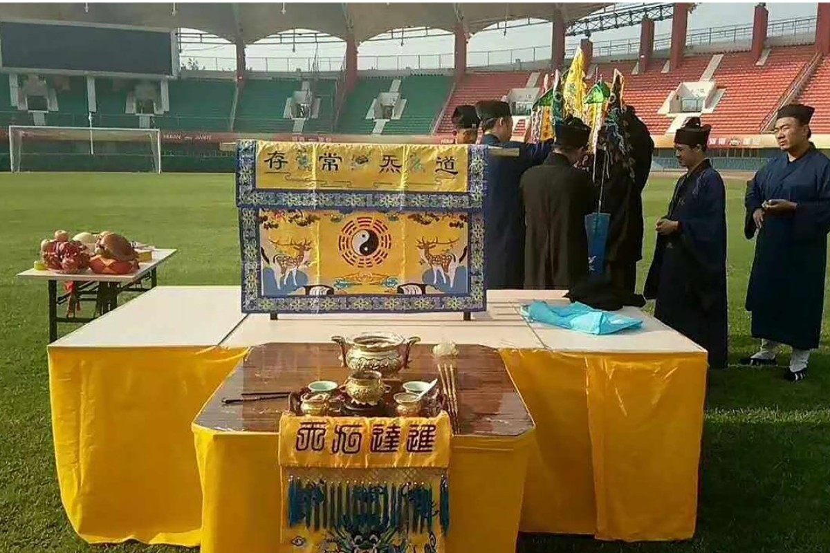 Football Is No Place For Religion Chinese Team Is Warned