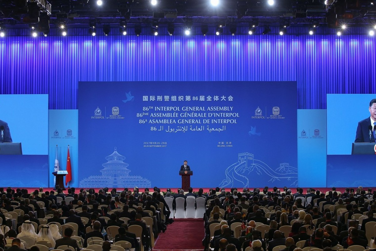 All nations have right to be involved in global security, Xi