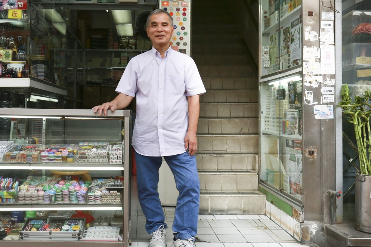 Hong Kong's tiny understairs shops: artisan mahjong tile maker on the dying art of hand carving in the...