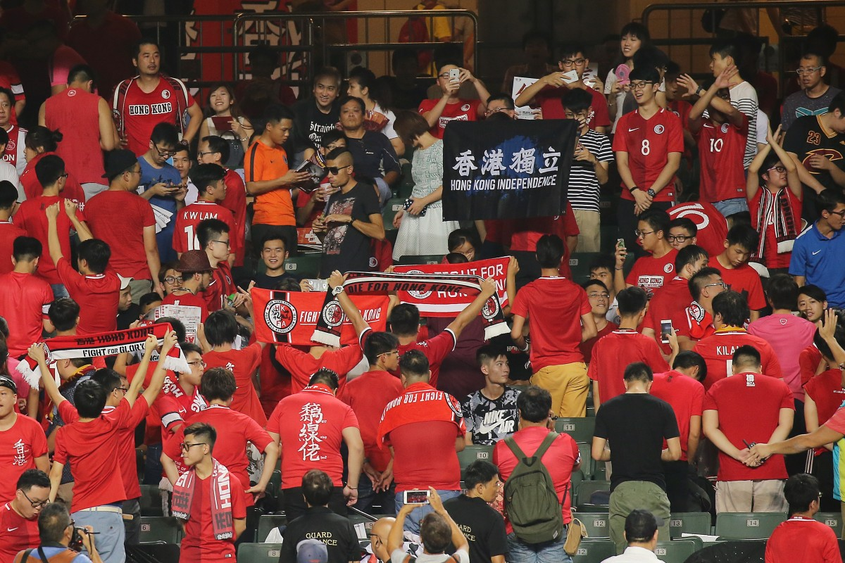 Hong Kong fans ignore warnings and again boo the national