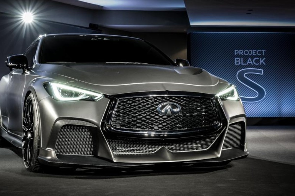 Q60 Black S >> Infiniti And Beyond Hong Kong Gets Glimpse Of Project Black