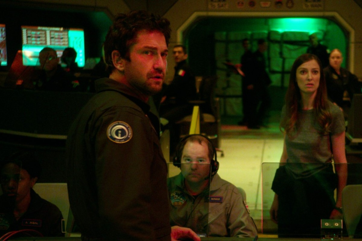 Geostorm star Gerard Butler on the epic disaster film's ill