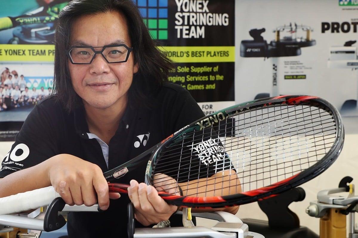 Angelique Hennessy hong kong racket stringer serves up world-class gear to