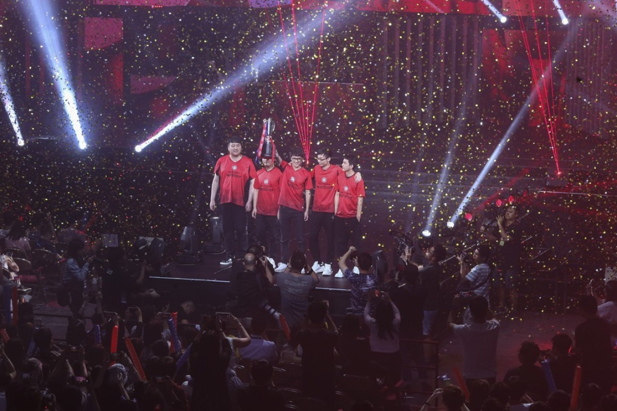 League of Legends World finals tickets gone in seconds