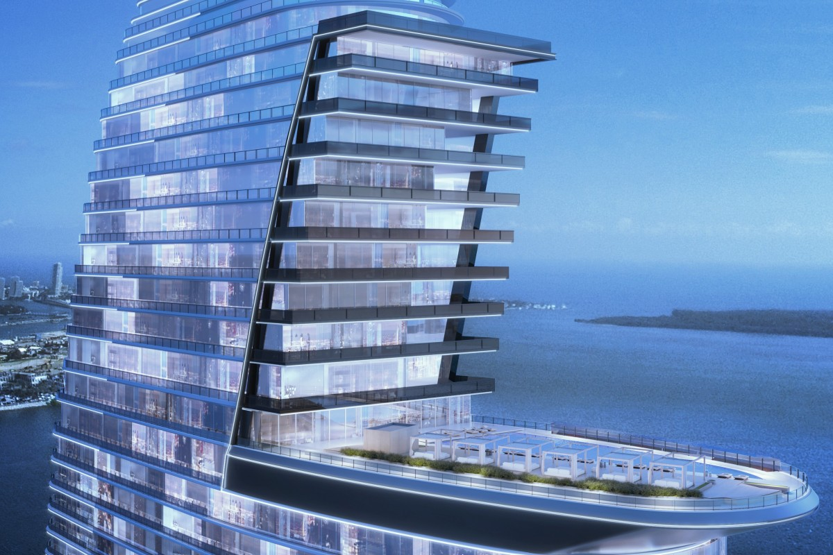 Aston Martin Is Building Us 50 Million Luxury Apartments In Miami South China Morning Post