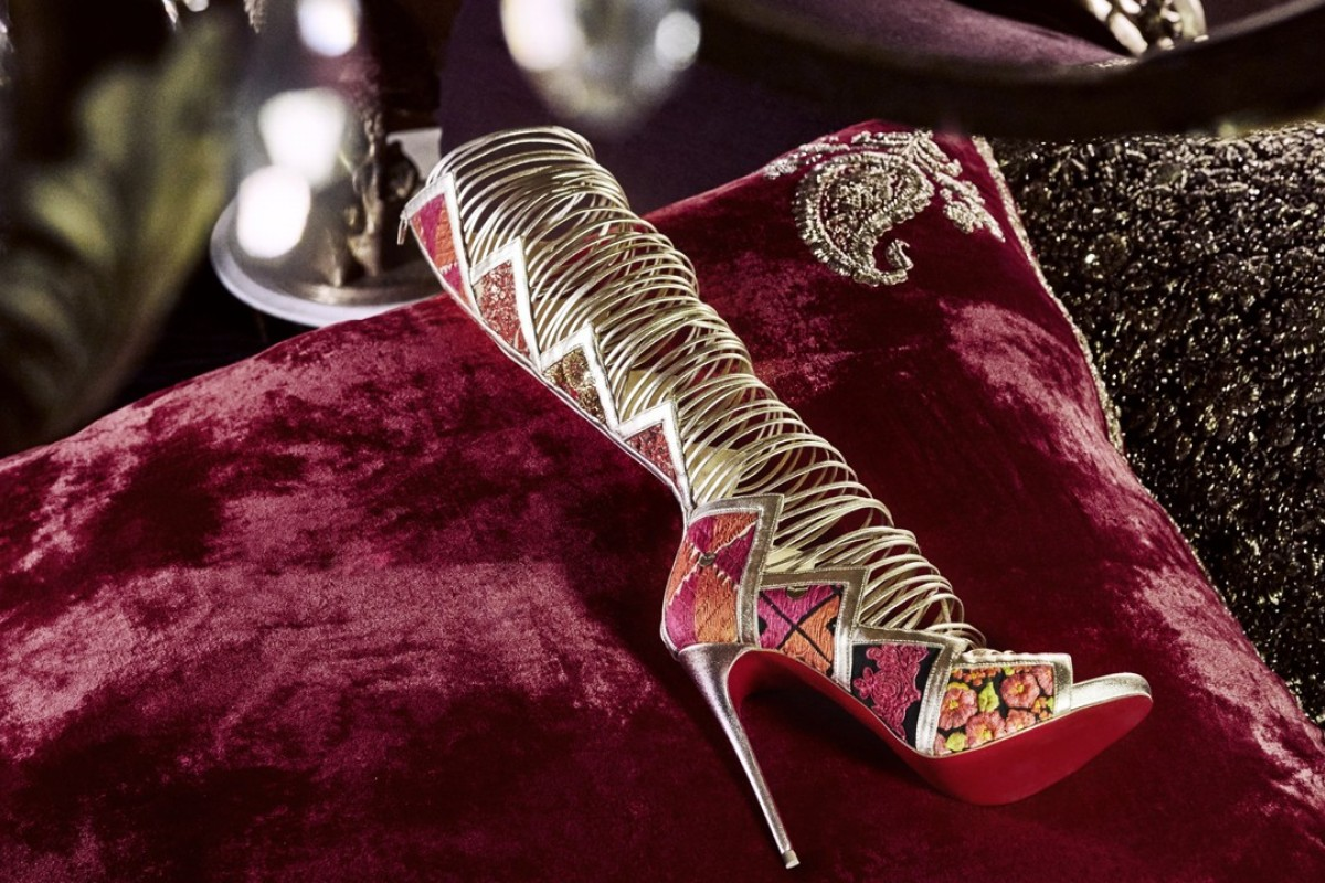 Why Christian Louboutin and Sabyasachi team-up is more