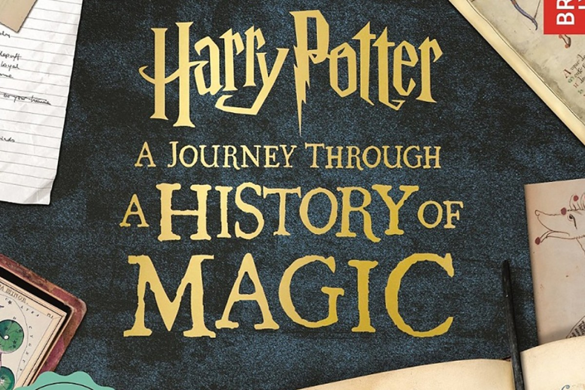 Book review – Harry Potter: A Journey Through A History Of