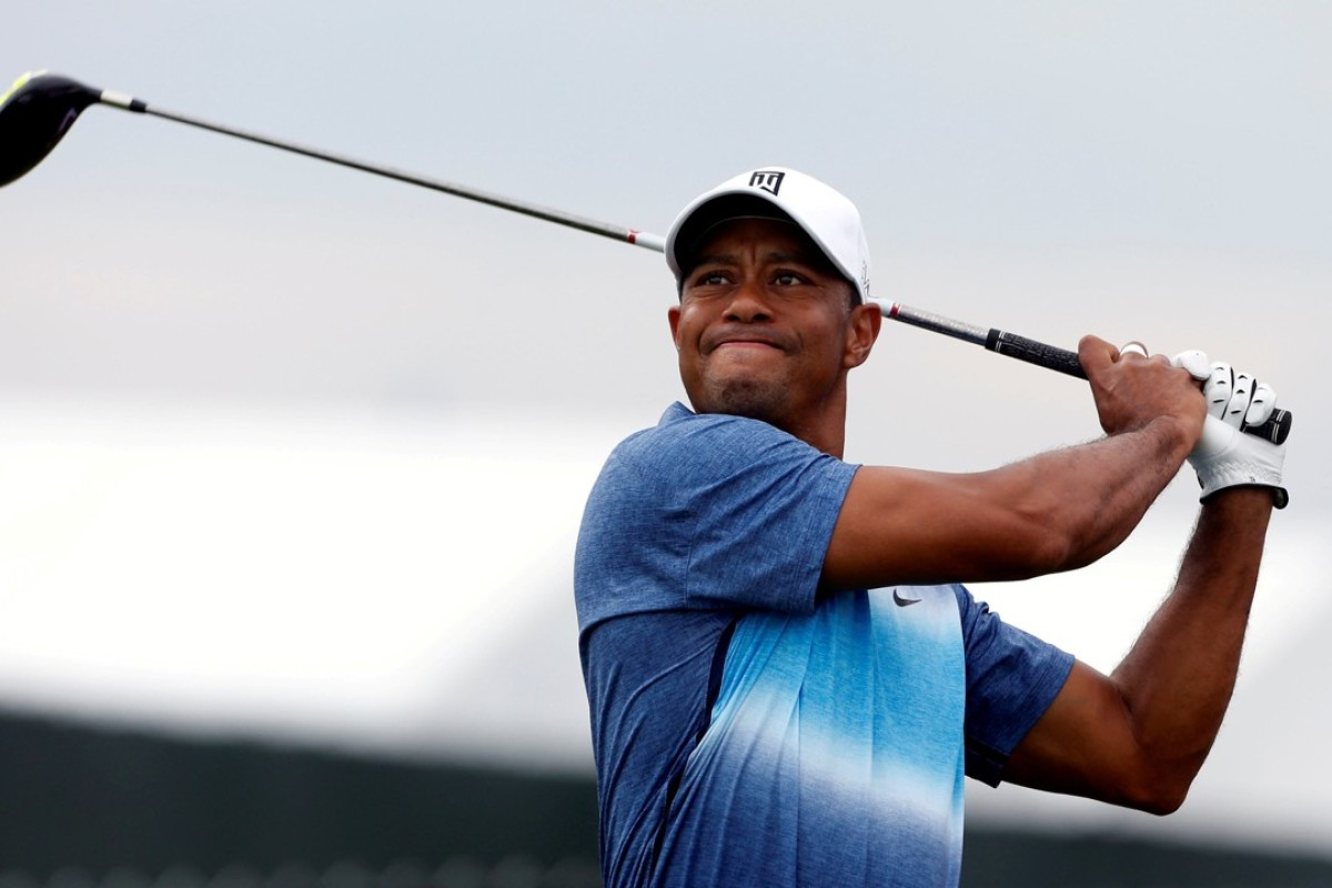 96d2ea0e Tiger Woods has said something needs to be done about golf ball technology.  Photo: