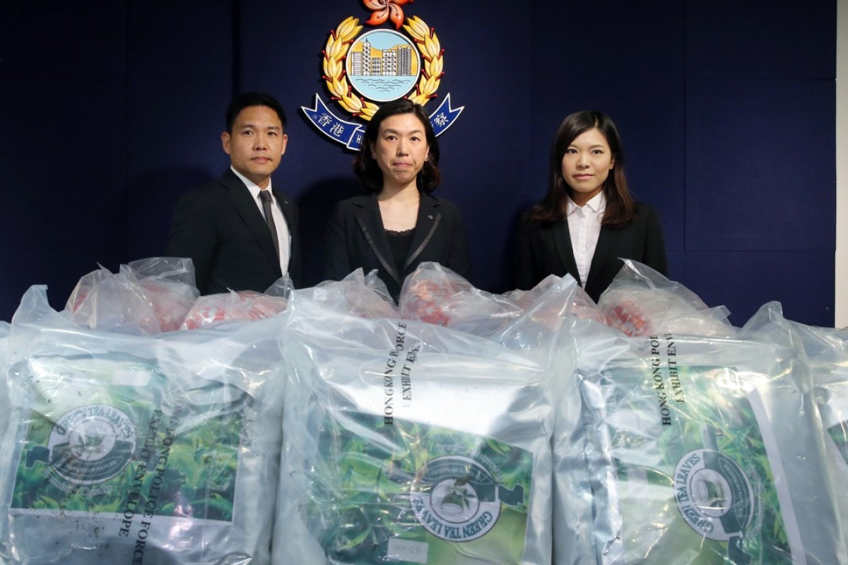 More than 3 tonnes of narcotic khat leaves seized this year