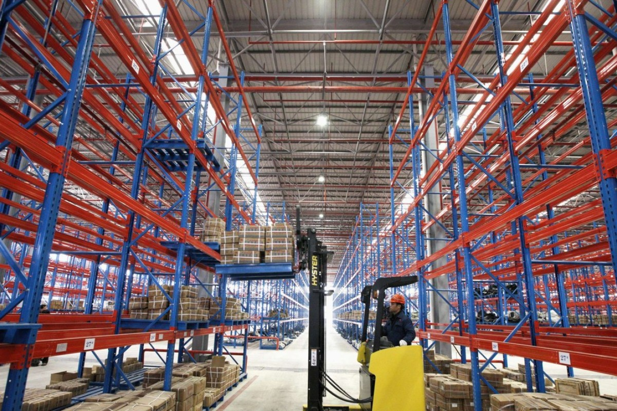 Largest operator of warehousing space in China, Singaporean