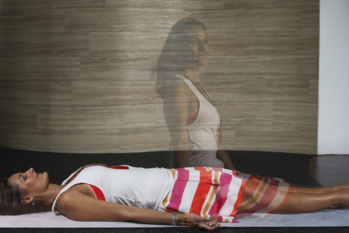 What causes an out-of-body experience? Two women from Hong