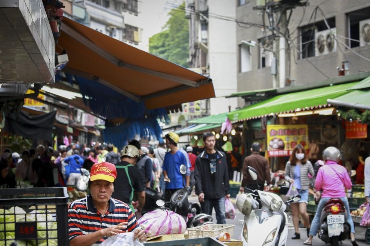 Taiwan's northern tip: weird nature, wonderful street food | South