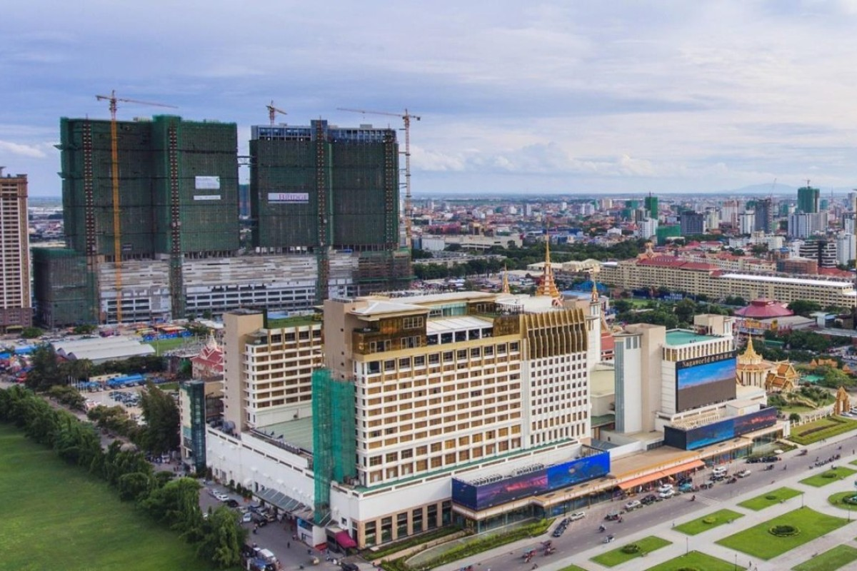 While Macau loses its lustre, a Cambodian casino bets on