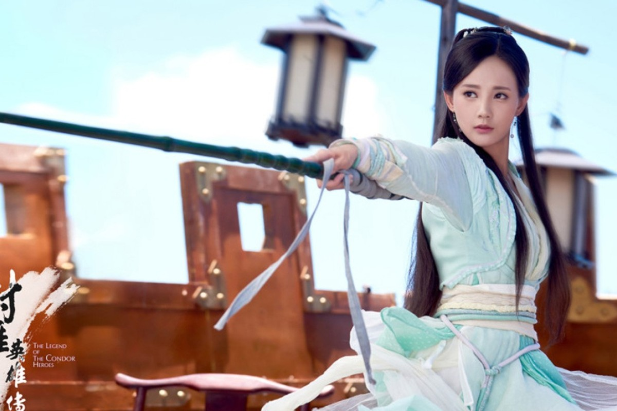Could a legendary kung fu series be a Chinese Game of