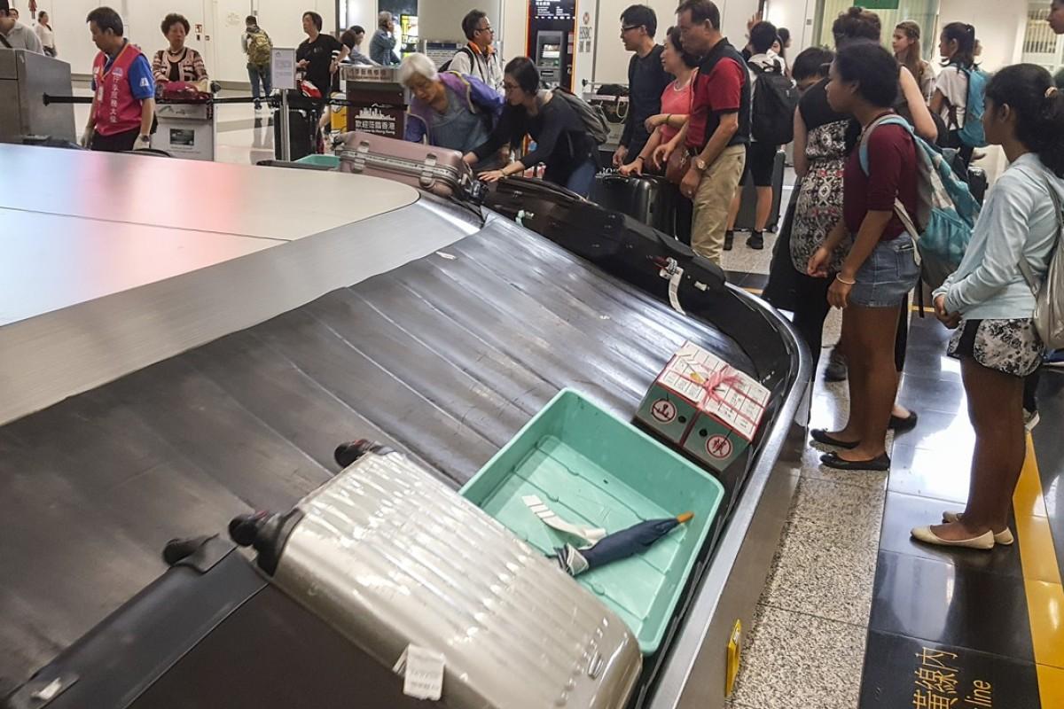 Why your luggage takes a lot longer to get through Hong Kong